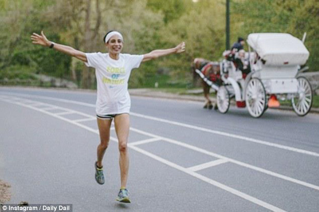 現在開始跑步太晚?這位57歲的單親媽媽做到了