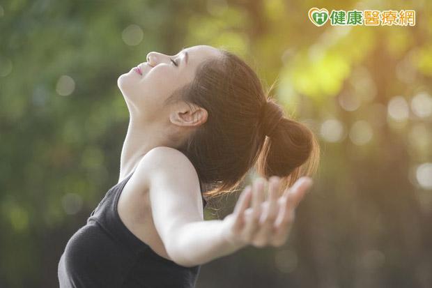 大發現!深呼吸可紓壓、穩定情緒的原因是...