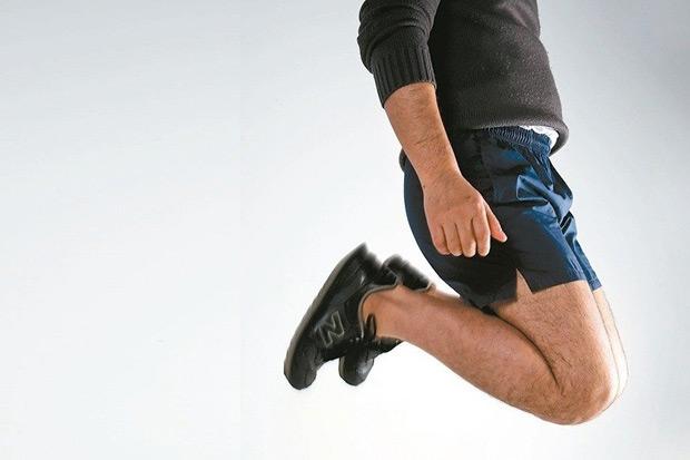 防骨質流失!跳躍動作可增加骨密度