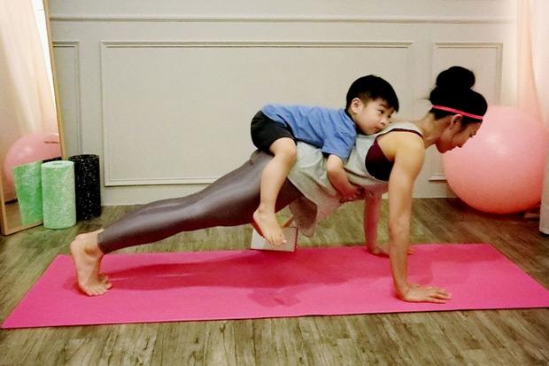 身體線條出不來?筋肉媽媽教您 3 招對抗多餘體脂肪