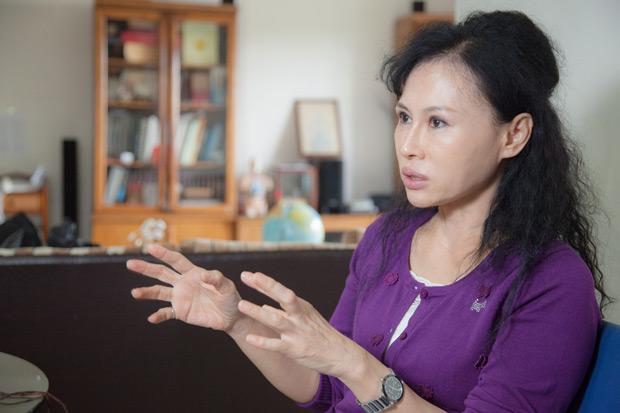 譚敦慈談婆婆:這樣做,對抗大腸癌30年