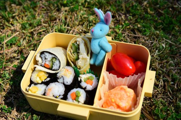 親子野餐這樣吃!健康美味又營養