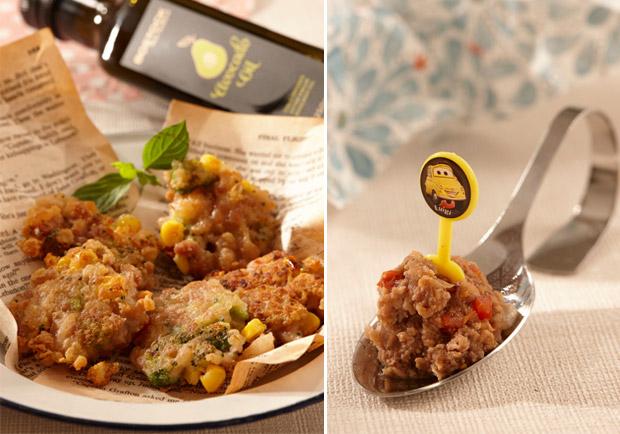 野餐清爽輕食:肉餅肉丸類