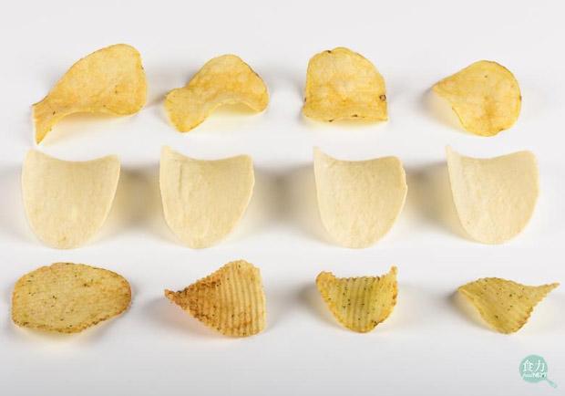 你吃的是切片還是粉壓洋芋片?別再說洋芋片都一樣