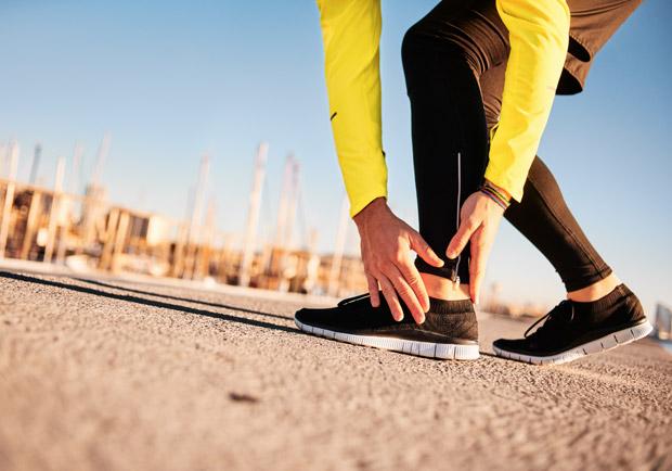 預防慢性踝扭傷