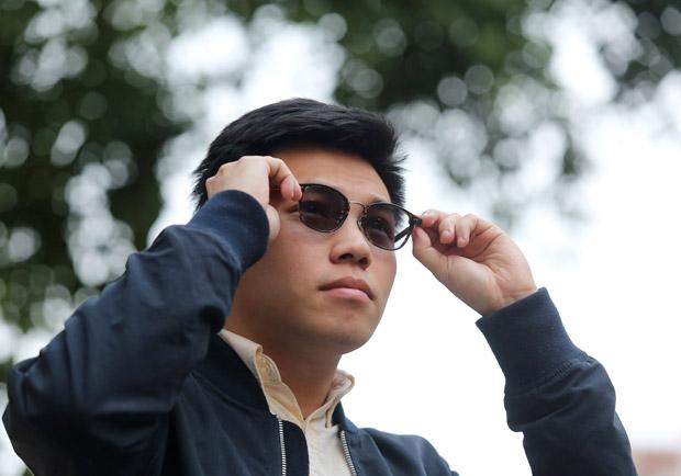 戴錯太陽眼鏡 25 歲男竟罹白內障