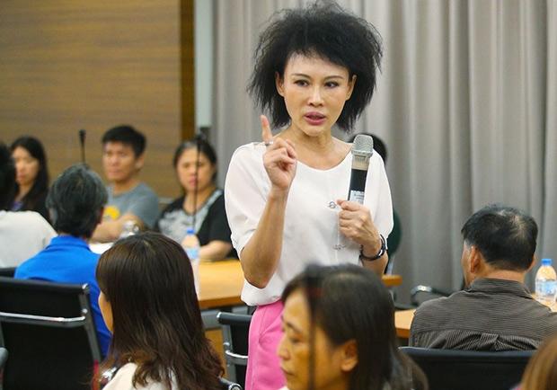 譚敦慈分享,太相信網路謠言小心是這種病的前兆