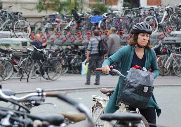 騎自行車的安全考量
