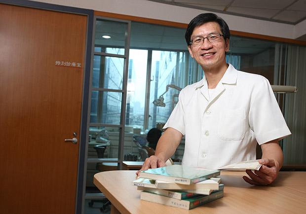 正值壯年的李偉文,早已啟動退休進行式!
