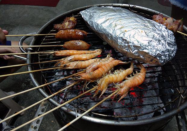 中秋烤肉飲食要節制,避免乳癌因子產生