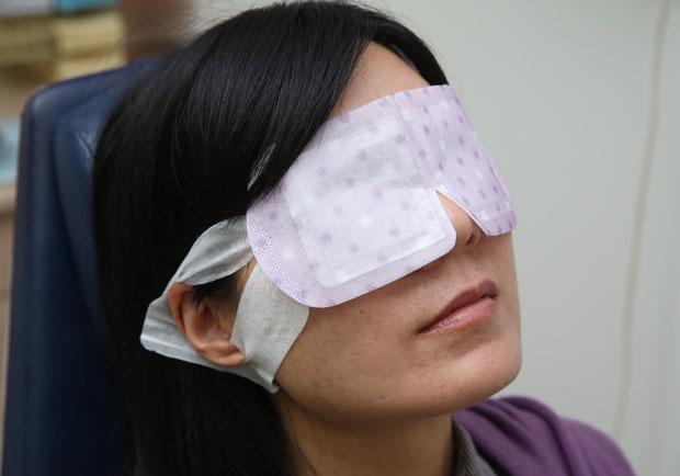 乾眼症自己救!人工淚液、熱敷方式要慎選