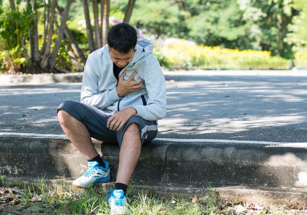 溫差大心肌梗塞好發,下巴、手臂麻都可能是徵兆