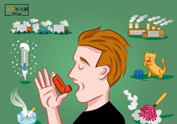怕類固醇副作用擅停藥?小心嚴重氣喘頻報到