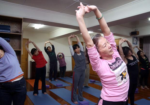 破除防癌迷思,長輩做不流汗的運動也能延長壽命