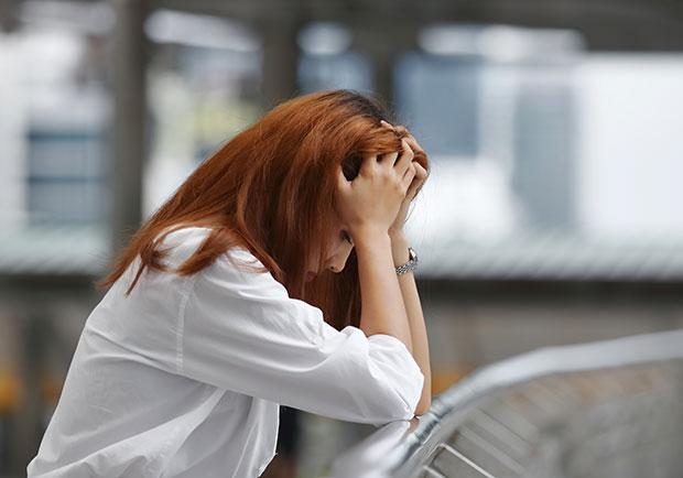 失眠、煩躁、情緒差,都是「氣」下不去的徵兆