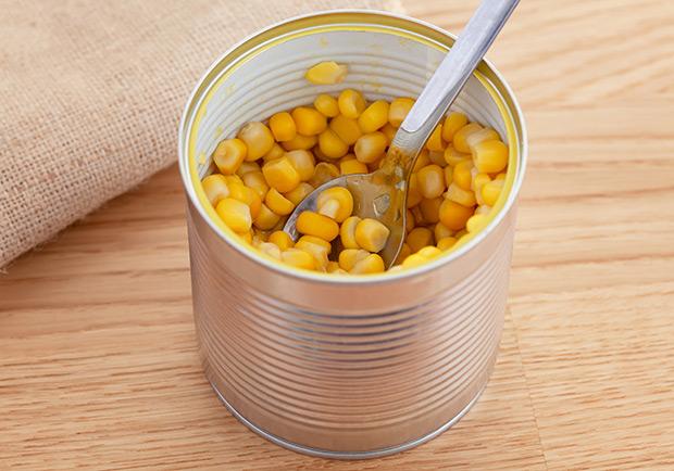 早餐店愛重複用玉米罐頭打蛋,是否有食安危機?