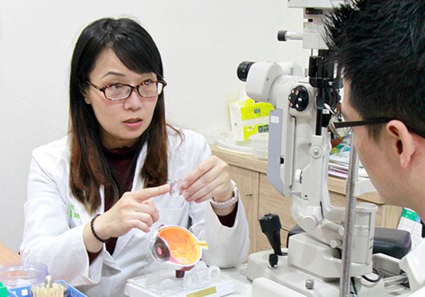 高度近視族群要小心,罹此病嚴重可能導致失明