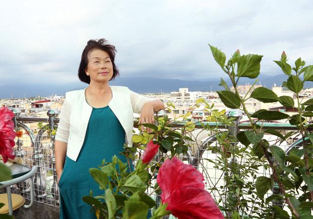 龍應台:65歲後,為自己的熟齡做美的主張