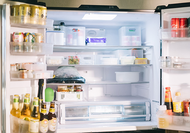 平常就維持好習慣,4 個方法讓冰箱煥然一新過好年