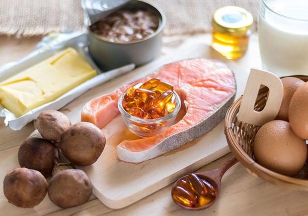 肝病患者和肥胖者補充維生素D需知
