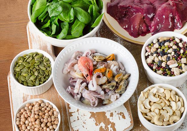 你是缺鐵 7 大族群嗎?專家教你食品、補品怎麼選
