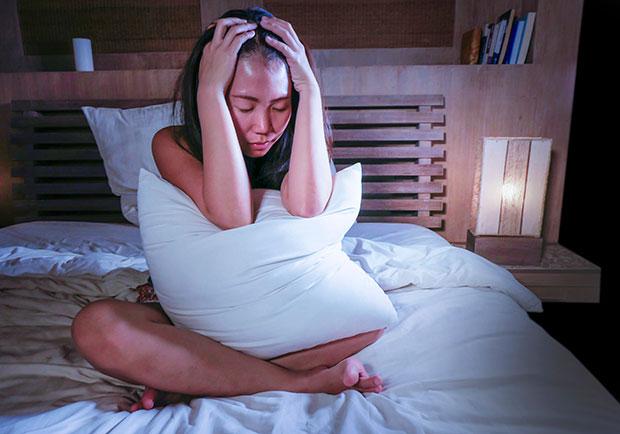 總是睡不好,日夜這 6 種身體警訊要注意
