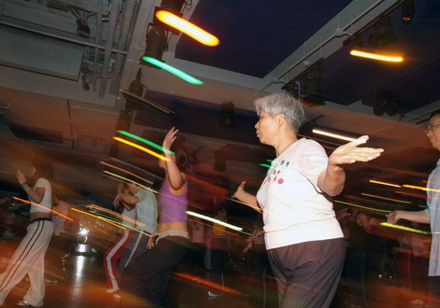 長輩患肌少症風險高,營養、運動雙管齊下除隱憂