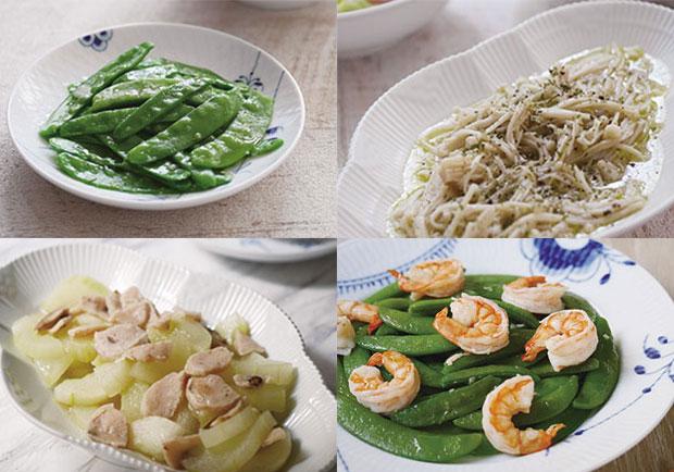 做菜不必揮汗如雨!電鍋可做的 4 道蔬菜料理報你知