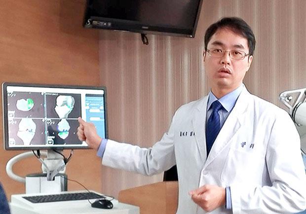 退化性關節炎嚴重影響生活,手術結合AI、3D提高精確度