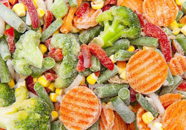 冷凍蔬菜到底還有沒有營養?原來關鍵加工技術是「殺菁」