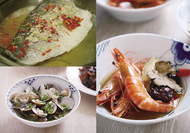 鎖住食材原汁原味!電鍋就能做的 3 道海鮮料理