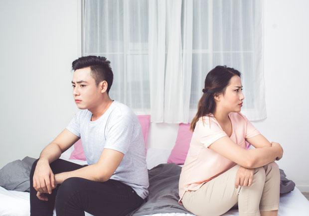 成長環境中不同的價值觀,常不自覺成為婚姻暗礁
