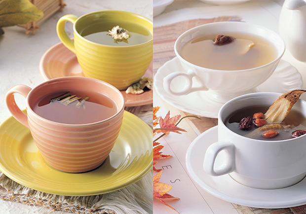 抗癌療程讓食慾下滑,4 種茶飲幫助病友補氣補營養