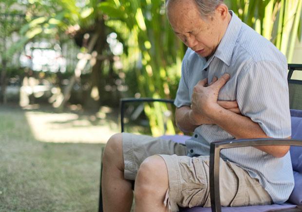 防心臟衰竭注意一個常見症狀!太冷太熱都傷「心」