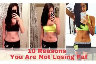 你一直瘦不下來的10個原因?!