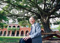黃煌煇 80年來 首位成大製造的校長