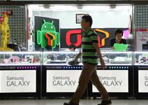 Galaxy擠下宏達電,更讓蘋果發動專利戰