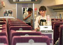 多送杯咖啡請乘客亡父,祝你們旅途愉快