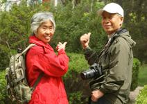 七成銀髮族偏好一日遊,淡水、八里是最愛景點