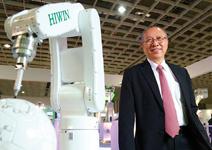 15年前就出口機器人,躍居國際領導品牌