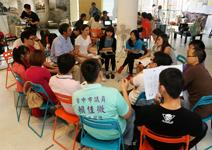 召募青年參選村里長, 與青年建立伙伴關係
