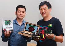 營隊、補教、創業,機器人教學迸出大商機