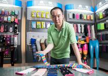 中韓FTA衝擊像拔管 織襪業者:「穩死ㄟ!」