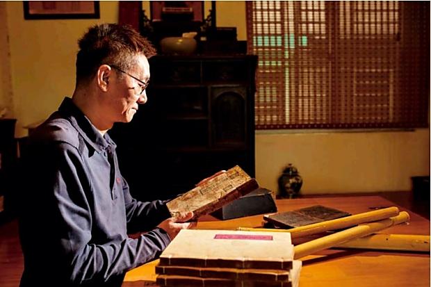 蒐集3000張詔書, 拼起越南500年史