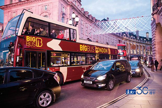 聯結智慧城市  再造創新英國
