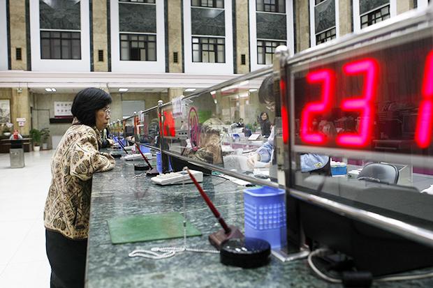 如果台灣負利率,六成民眾仍願意存錢在銀行