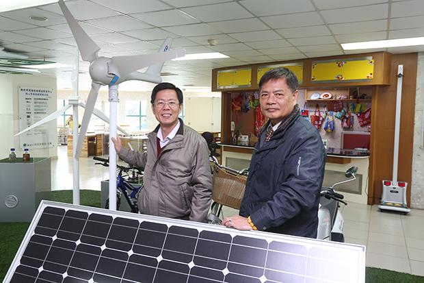 竹市 綠色交通+太陽光電 擺脫耗電夢魘