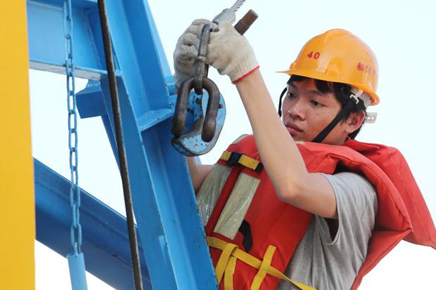 離岸風電夯 急需海上工程人才