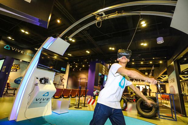 VR/AR激戰 最強台灣隊來了!