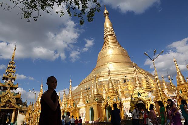 前進黃金國度 緬甸